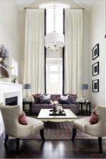 Современные шторы в гостиную – современные идеи 2018 и новинки в зал, стильные занавески в столовую и в комнату для приема гостей, какие сейчас в моде