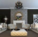 Современный стиль интерьер гостиной – стили и их особенности, варианты и инструкция по выбору деталей, советы