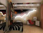 Спальни для взрослых – видео-инструкция по оформлению своими руками, особенности спальных комнат для принцессы, старшеклассниц, юнош, взрослых, фото