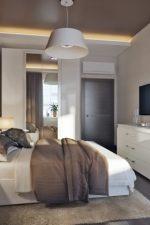 Спальня 8 кв м дизайн – интерьер маленькой узкой комнаты 4х2 метра с окном, варианты планировки в «хрущевке»