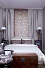 Спальня 9 метров дизайн – реальный дизайн интерьера комнаты с балконом, как обставить спальню в «хрущевке» без окна, планировка