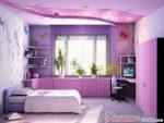 Спальня комната для девушки – дизайн в современном стиле для девушки или двух, интерьер для 12 и 15 лет, идеи оформления