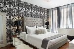 Спальня в черно белых тонах – Дизайн спальни в черно-белых тонах: фото, видео | Как оформить спальную комнату в черно-белых цветах