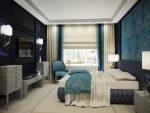 Спальня в стиле арт деко – Спальня в стиле Арт-Деко. Фото реальных примеров спален от известных дизайнеров. Как обустроить спальню Арт-деко правильно