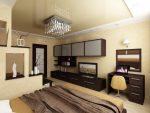 Спальня в зале зонирование – Зонирование комнаты на спальню и гостиную без реконструкции стен