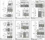 Стандартный размер туалета в квартире – минимальная площадь уборной и ванной комнаты в квартире по ГОСТу, стандартные габариты санузла в «хрущевке» и в частном доме