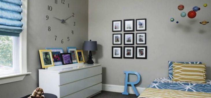 Стены в детской декор – как правильно оформить стены своими руками, как украсить комнату для младенца или подростка, идеи нестандартной отделки
