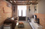 Стиль лофт в интерьере маленькой квартиры своими руками – Оформление интерьера и дизайн маленькой квартиры в стиле лофт: квартира-студия. Фото интерьеров