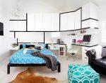 Стили дизайна комнат – романтика Прованса в интерьере, оформление комнаты для юноши в морской тематике, в стилях «лофт», «хай тек» и «минимализм»