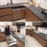 Стильные кухни фото маленькие – Стильные кухни — 110 фото лучших идей оформления стильного дизайна на кухне