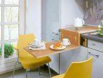 Столы кухонные для маленькой кухни фото – маленькие столы обеденные, фото, стульчик для кормления, угловые своими руками, видео