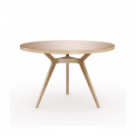 Столы в скандинавском стиле – Обеденный стол в скандинавском стиле из фанеры и шпона дуба — купить по цене 24771 руб в Москве | фото, описание, отзывы, артикул IMR-493819