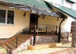 Сварное крыльцо для дома – Наружные металлические лестницы (84 фото): крыльцо из металла в частном доме, уличная конструкция для дачного строения