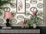 Текстильные обои фото в интерьере – фото в интерьере дома и особенности поклейки; для каких помещений подойдут тканевые обои