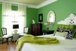 Темно зеленая комната – Интерьер в зеленом цвете. Какие оттенки зеленого подходят для каждого помещения в квартире?
