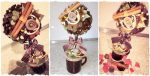 Топиарий из кофейных зерен – фото своими руками, кофейное дерево мастер класс, как сделать пошаговая инструкция, с чашкой, видео