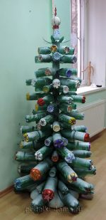 Топиарий к новому году – как сделать к Новому году, пошаговая инструкция, мастер класс, елка из шаров и кофе, видео