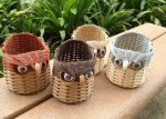 Трубочки из газет для начинающих – Плетение корзинок из газетных трубочек для начинающих мастериц пошагово, видео