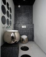 Туалет дизайн современный