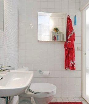 Туалет в хрущевке дизайн – оформление маленького совмещенного санузла со стиральной машиной, выбор расцветки керамической плитки