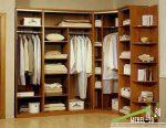 Угловые гардеробные системы – Угловые гардеробные на заказ (шкафы и системы в углу комнаты), фото дазайн проектов углового гардеробного шкафа-купе по недорогой цене