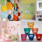Украсить интерьер своими руками – Как можно украсить комнату своими руками, декоративное оформление интерьера