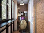 Узкий балкон дизайн – Дизайн балкона в квартире — варианты оформления лоджии, в том числе переходного типа, утепление и отделка помещения, выбор мебели и шкафов, предметы декора и идеи интерьера + фото