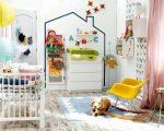 В детскую комнату декор – декорирование с помощью рисунков, советы по отделке стен в детской спальне для мальчиков, девочек, подростков, фото