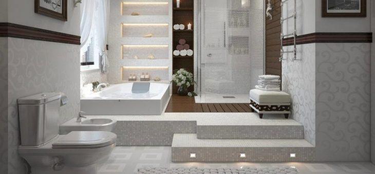 В ремонт ванной комнаты – Точный список того, что нужно знать, затевая ремонт в ванной: 15 пунктов – Roomble.com