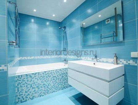 Ванная комната стандартная дизайн фото