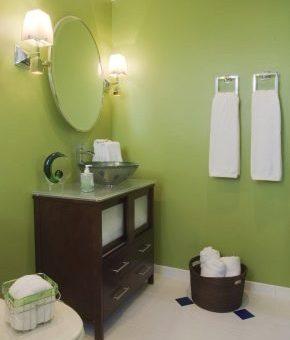 Ванной под покраску дизайн фото – как покрасить стены в ванной комнате своими руками, чем выровнять поверхность и какой цвет краски выбрать