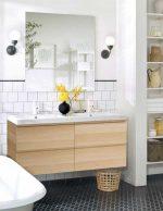 Ванные комнаты икеа дизайн фото – Даже самая маленькая ванна может быть уютной благодаря ИКЕА! Вот какие идеи оформления предлагают шведы!