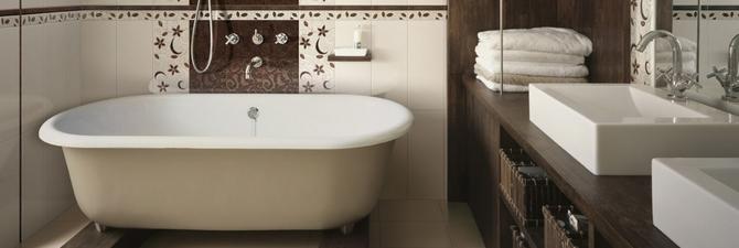 Виды отделки ванной комнаты – Отделка ванной комнаты – материалы и варианты решений + видео / Vantazer.ru – информационный портал о ремонте, отделке и обустройстве ванных комнат