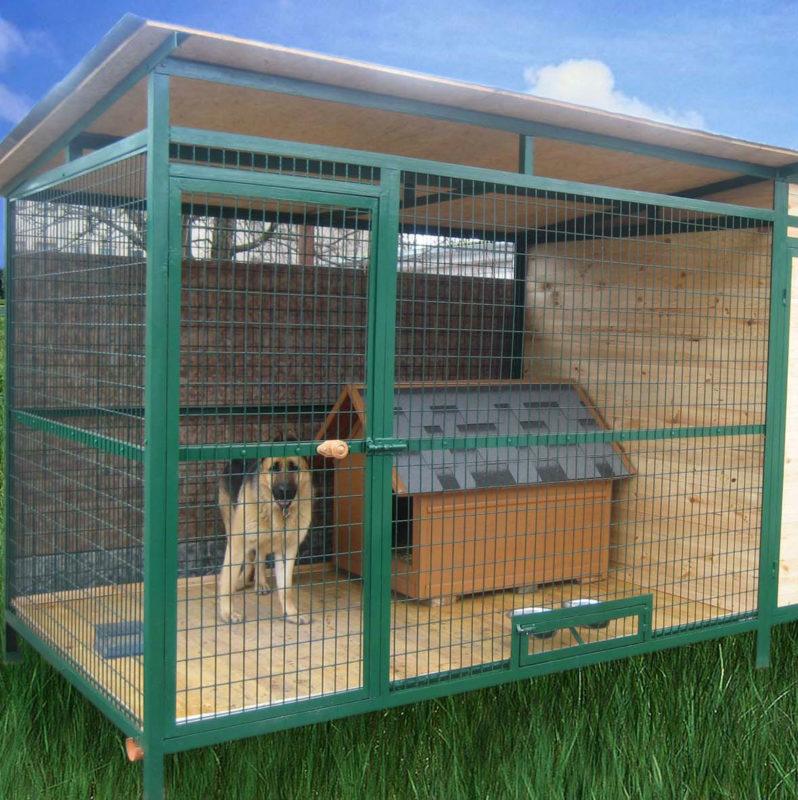 постройки для животных на участке фото