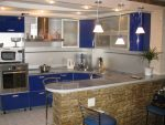 Хай тек интерьер кухни – Фото интерьеров кухни в стиле хай-тек – как обустроить кухню хай-тек в стандартной квартире