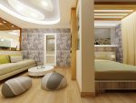 Зал 14 кв м дизайн фото – проект интерьера квадратной и прямоугольной спальни, как сделать ремонт и обустроить