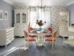 Зал в стиле прованс фото интерьер – дизайн интерьера маленького зала, оформление с элементами «классики», современные примеры ремонта