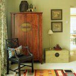 Зеленый с коричневым интерьер – сочетание зеленого и коричневого в интерьере, часть 1 — для гостиной, кухни и столовой