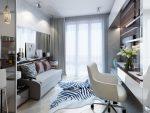 Жилая комната 20 кв метров дизайн – стильные решения для спальни молодого парня, проект интерьера однокомнатной квартиры площадью 20 квадратных метров для юноши